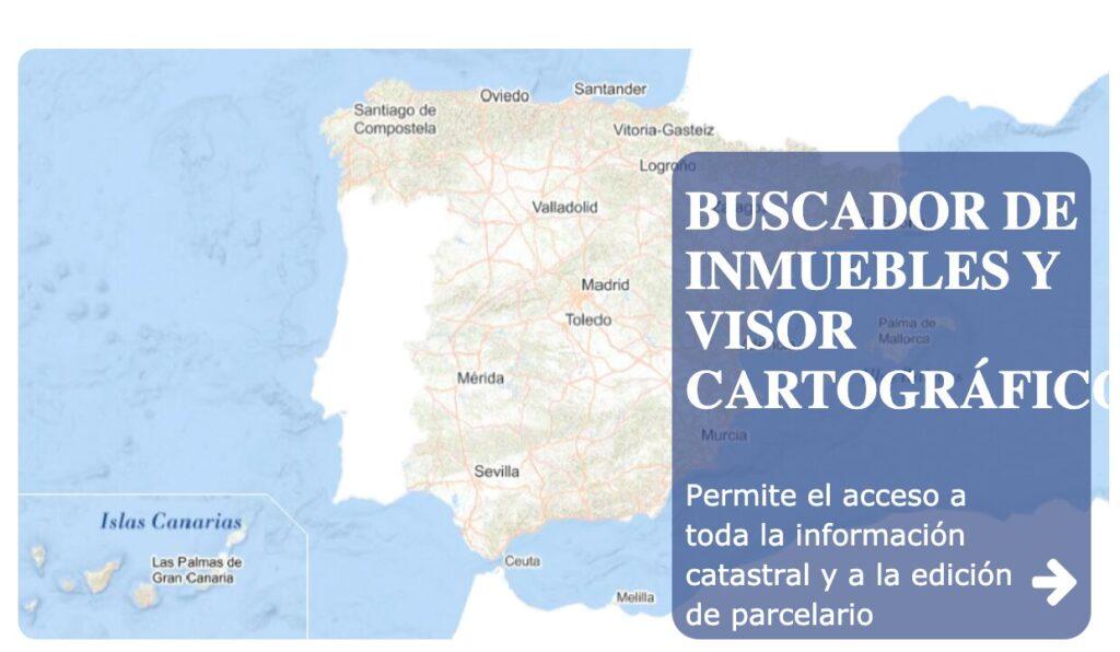 VISOR CARTOGRAFICO PARA LOCALIZAR LA REFERENCIA CATASTRAL